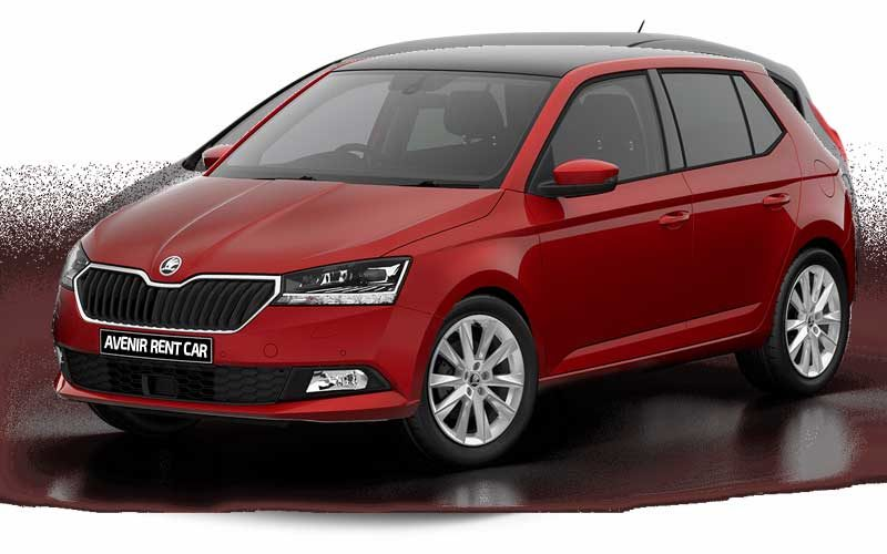 location Skoda Fabia tunisie avenir
